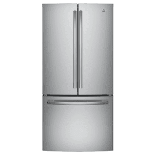 GE ENERGY STAR 24.7 Cu. Ft. French-Door Refrigerator