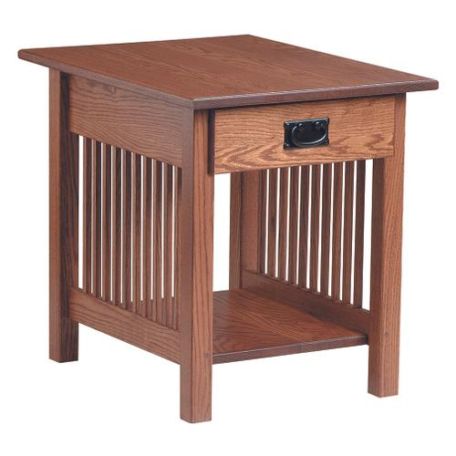 Country Value Woodworks - Mission End Table