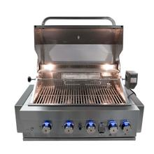 See Details - Mont Alpi 400 Built in grill
