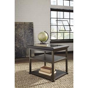 Gallery - Florentown Rectangular End Table