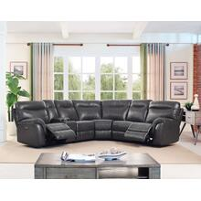 Atlas full power 6 piece sectional