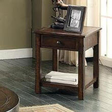 See Details - Gettysburg Rectangle End Table