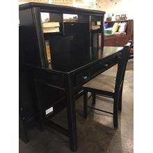 Desk Chair Black Cherry