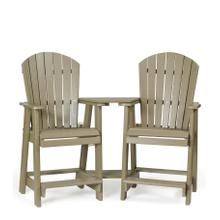 See Details - Leisure Lawns Collection - # 752 Balcony Settee