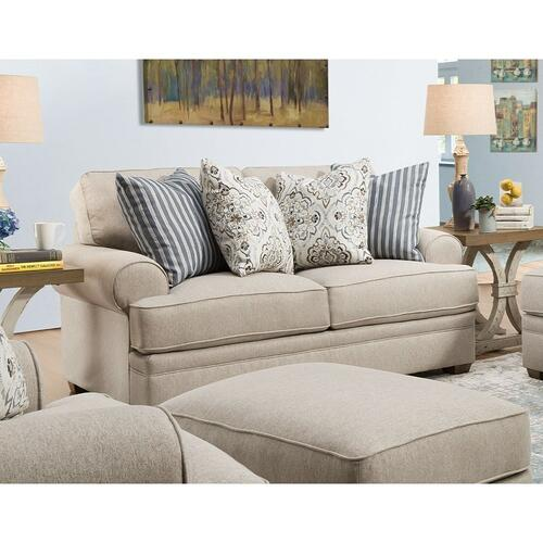 Franklin Furniture - FRANKLIN 91520-1901-27 Anniston Loveseat