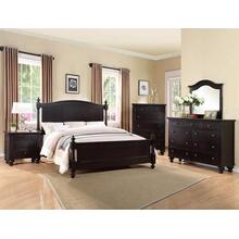 Somer Espresso Queen Bedroom Group