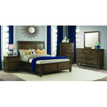 See Details - 5 Piece Queen Bedroom Set   King upgrade available