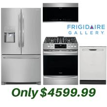 Frigidaire Gallery Kitchen Suite