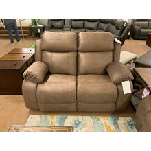 See Details - 853 Reclining loveseat with power HR & Lumbar