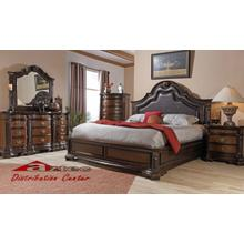 Generation Trade 142400 Regency Bedroom set Houston Texas USA Aztec Furniture
