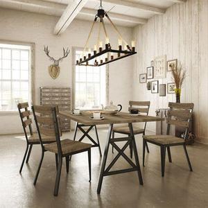 Amisco - Dexter Chair (Wood)