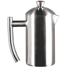 Frieling Stainless Steel French Press Coffee Maker Brushed Finish, 8 oz