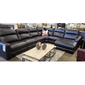 Cheers Now - Reclining Sectional with Reclining Chaise