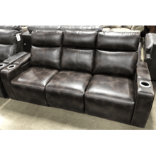 See Details - HIGHLANDER POWER HEAD REST AND POWER RECLINING SOFA