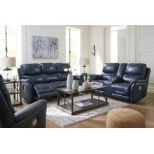 View Product - 3-PC Powered Reclining Sofa, Loveseat & Recliner w/Adjustable Headrest & Lumbar