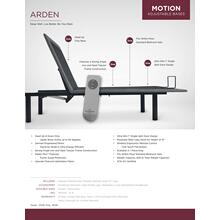 View Product - GLIDEAWAY GM-010 Adjustable Comfort Base Arden