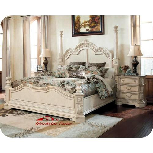 Ashley B707 Ortanique Bedroom Set, Ashley Furniture Ortanique Collection