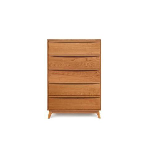 CATALINA 5 DRAWER WIDE IN CHERRY CHEST
