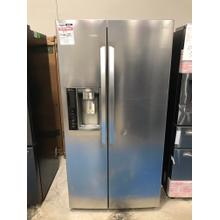 26 cu. ft. Side-By-Side Refrigerator **OPEN BOX**West Des Moines Location