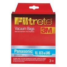 3PK - STYLE U PANASONIC MICROALLERGEN BAGS