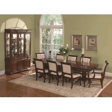 Table, 6 Chairs, & China Cabinet