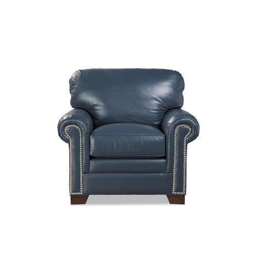 Craftmaster Furniture - Italian Leather Chair