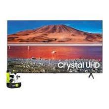"""Samsung - 65"""" Class 7 Series LED 4K UHD Smart Tizen TV"""