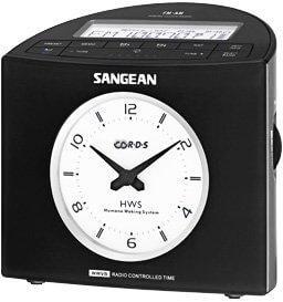 RCR-9  FM-RDS (RBDS) / AM Digital Tuning Atomic Clock Radio