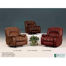 Recliner Style No. 041