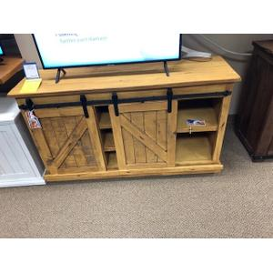 Rustic 57 Wide TV Stand