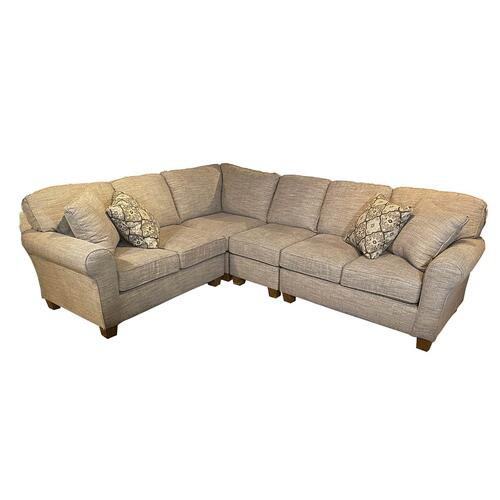 ANNABEL SECT4 Stationary Sofa #231643