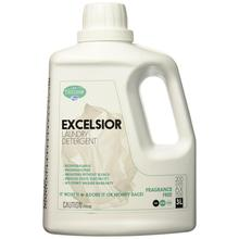 Excelsior Liter Laundry Detergent with Eco Bottle, Fragrance Free
