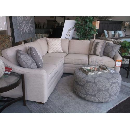 Craftmaster Stationary Sectional