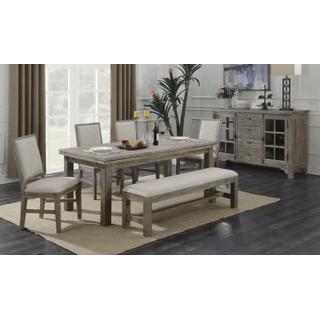 Interlude II 6-piece Dining Set