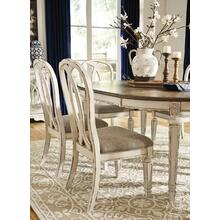 See Details - 5 Piece Realyn Dining Group