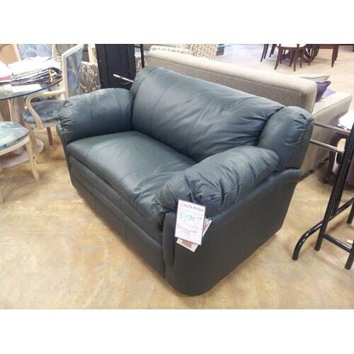 Lane Loveseat Bed - Leather