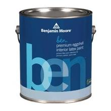 ben Waterborne Interior Paint - Eggshell (W626)