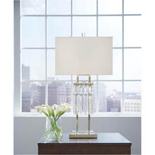 L428114 Ashley Furniture Metal Table Lamp