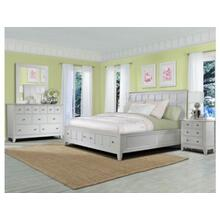 KING STORAGE BED F21 990-062/066/067
