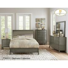 1730GY-1 Contemporary Bedroom Collection