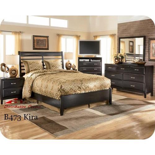 Ashley Furniture - Ashley B473 Kira Bedroom set Houston Texas USA Aztec Furniture