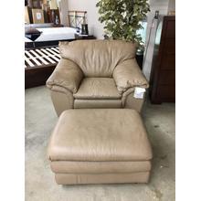 See Details - Chair w/ Ottoman