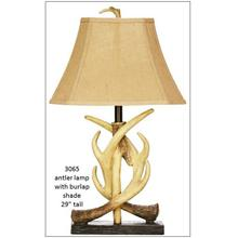 See Details - Antler Table Lamp