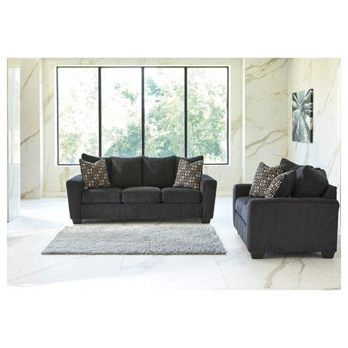 - Wixon Sofa and Loveseat Set