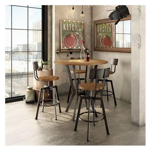 Amisco - Norcross Pub Table Base