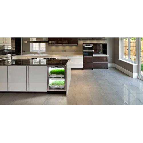 Urban Cultivator Residential Indoor Garden, Clear Glass Door, Right Hinged