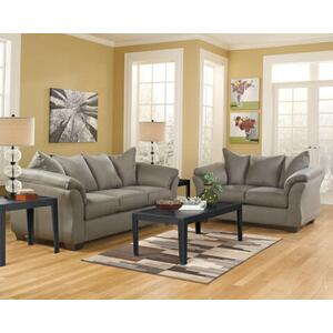 Darcy- Cobblestone Sofa and Loveseat