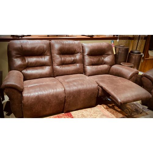 UNITY SpaceSaver Reclining Sofa in Sable     (S730RA4-2336,44880