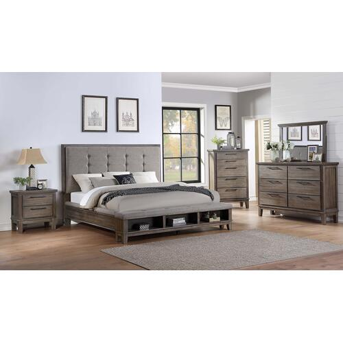 New Classic Furniture - New Classic Cagney Bedroom Set