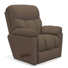 Morrison Chaise Rocking Recliner in Cappuccino        (10-766-B153876,39756)